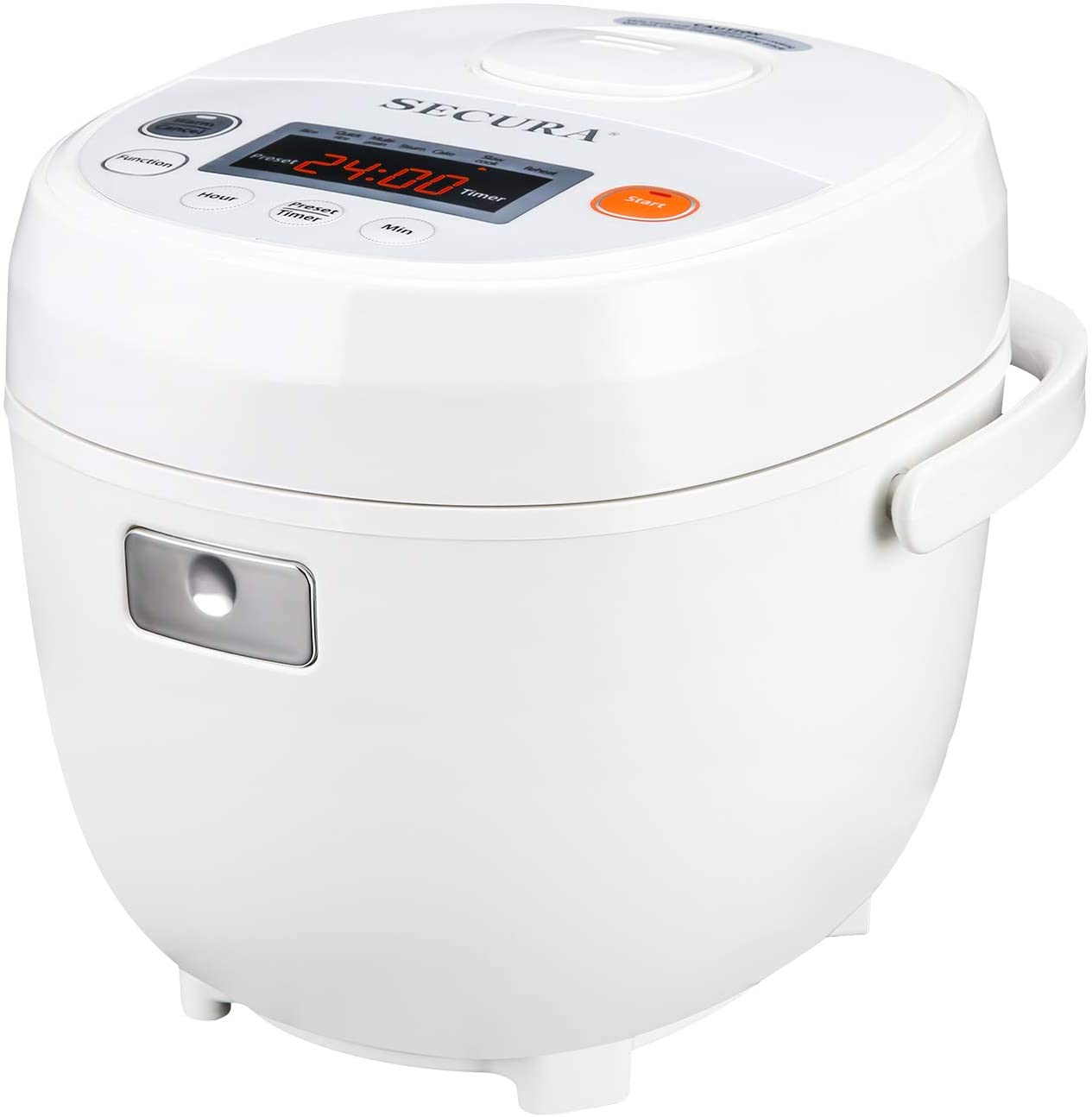 Secura Premium 4-Cup 7-in-1 Rice Cooker