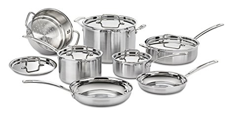 cuisnart best cookware sets under 200