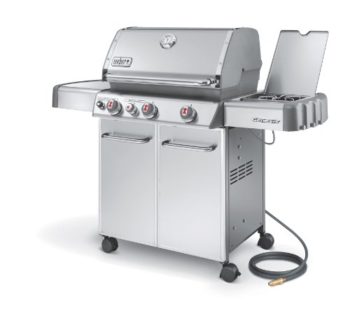 Weber Genesis S-330 review