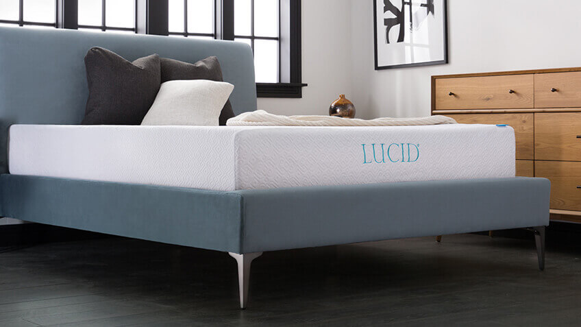 lucid best mattress under 300