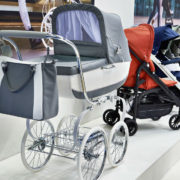 best lightweight double strollers for infants and toddlers in 2018.