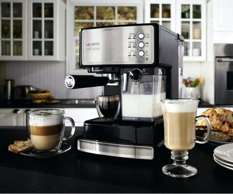 the best espresso machines under $200 dollars
