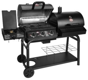 best gas charcoal grill combo chargrill