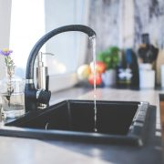 best kitchen sink faucet for hard water
