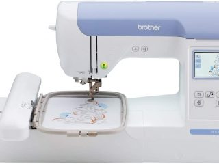 Brother PE800 Review. The ultimate embroidery machine.
