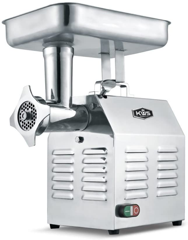 KWS TC-22 Commercial 1.5HP meat grinder