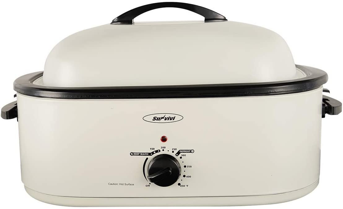Stamo Electric Roaster Oven