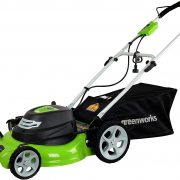 Greenworks Electric Corded Lawn Mower, 25022